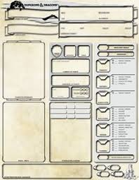 hero forge character sheet image result for hero forge character sheet d d 5th ed