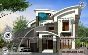 modern house design with floor plan 50