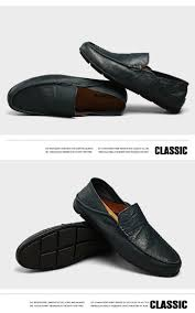 reetene fashion casual driving shoes genuine leather loafers men shoes 2017 new men loafers luxury flats