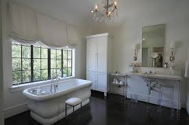 Beautiful Master Bathroom Stool