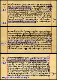 Prayer maa saraswati meaning in hindi. Yoga Sutras Of Patanjali Wikipedia