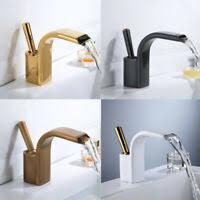 <b>Antique Red</b> Copper Bathroom <b>Sink Faucet</b> Deck Mount Swivel ...