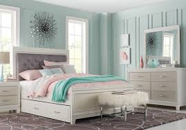 White Twin Bedroom Sets for Sale