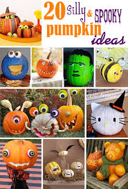 ... ideas! silly and spooky halloween pumpkins - Page 005