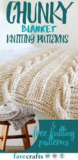 Free Super Chunky Knitting Patterns To Download Simple Decoration
