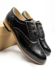 vegan women s perforated oxfords in black by will s vegan shoes