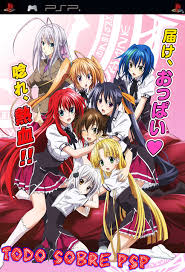 It was released on march psp offered great performance (especially in comparison with its size) and many multimedia features. High School Dxd Born Anime Sin Censura