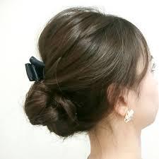 まとめ髪で春キブン 自分で簡単にできるアップヘアのやり方動画