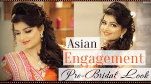 pre bridal make up tutorial for an asian enement bridal make up tutorial krushhh by konica you