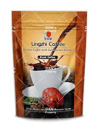 Dxn lingzhi black coffee 2 in 1 with ganoderma (11g x 20 sachets). Lingzhi Black Coffee Dxn Club