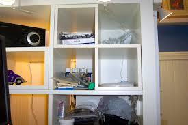 Expedit Room Divider retrofit expedit bookshelf ikea hackers ikea hackers 2020 by guidejewelry.us