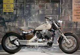 2009 v star 650 bobber motorcycle