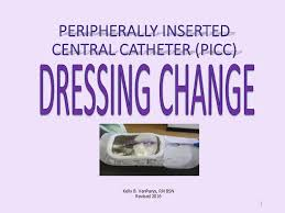 Picc Care And Maintenance Inservice