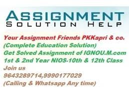 ignou solved assignments ignou m com second year solved   ignou solved assignments ignou m com second year solved assignments mco 1