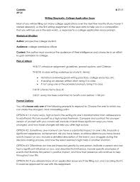 Example Of A College Essay Writing A College Level Essay What Format Do I Write My Examples