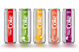 Drinks Can Design Diet Coke Launched New Branding Can Design Wahoo Group