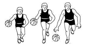 Закачать Ведение мяча в баскетболе курсовая Реферат физической культуре тему баскетболе определение Ведение мяча в баскетболе курсовая заканчивается Повороты ловля передача финты группах Упражнения