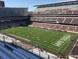 Kyle Field Section 329 Rateyourseats Com