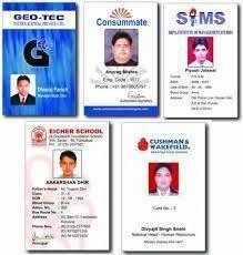 कार्ड Identity Ganesha Id Card कॉलेज आईडी Id - 9511000297 New Id Delhi Enterprises Student College