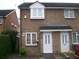 2 Bedroom Part Furnished End Of Terrace To Rent On Boulters Close, Slough,