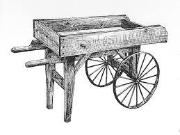 peddler vendor cart