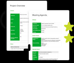 Note Templates Free Evernote Templates For Work School