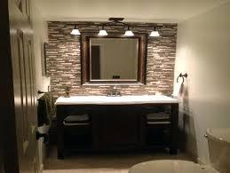 above mirror bathroom lighting. Bathroom Lighting Ideas Over Mirror And Above