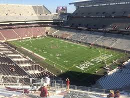 Kyle Field Zone Club Seating Chart Kyle Field Section 351 Rateyourseats Com