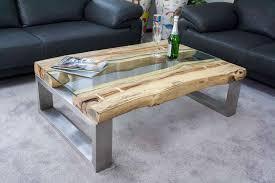 Couchtisch Holz Glas Design Rheumri Com