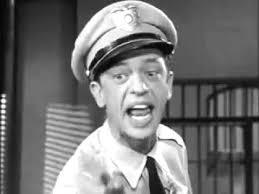 Barney Fife Quotes Gorgeous Barney Fife Nip It In The Bud YouTube