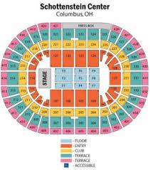 Schottenstein Center Tickets Columbus Preferred Seats
