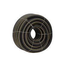 4 x 100 corrugated solid drain pipe
