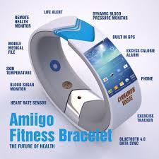 Amiigo Fitness Bracelet The World Best Real Time Health