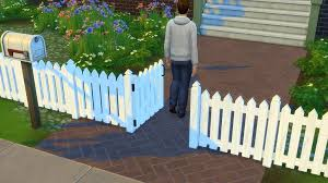 Picket Fence Designs White Fence Designs White Picket Fence Pictures