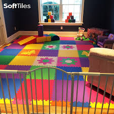 foam tiles for playroom improbable kids colorful mats softtiles decorating ideas 2