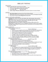 Business Administration Resume Samples Appealing Formula for Wonderful Business Administration Resume 16