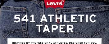 Levis Color Codes Chart Levis Mens 541 Athletic Fit Jean