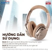 Tai nghe Bluetooth EDIFIER W860NB 45 giờ phát nhạc liên tục Chống ồn Hàng  phân phối chính hãng Bảo hành 12 tháng 1 đổi 1 - Tai nghe Bluetooth chụp tai  Over-ear