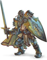 The Paladin Class For Dungeons Dragons D D Fifth Edition