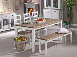 Two Toned Dining Room Sets Dining Table Set With Bench Pub Dining Table Sneakergreet Com