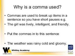 when is a comma used intro to using commas grammar worksheets from k12reader com