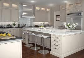 White Shaker cabinets | AD Panaccio