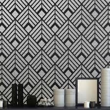 Wall Stencil Pattern