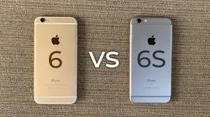 Iphone 6 Vs Iphone 6s 2019 Comparison