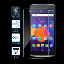 9H Tempered Glass Screen Protector Film For Alcatel One Touch ...