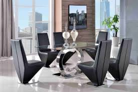 cm dining table grey stainless