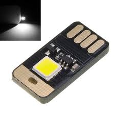 <b>10pcs mini</b> usb 0.6<b>w</b> white touch dimming <b>led</b> rigid light night lamp ...