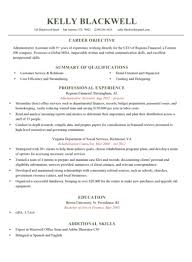 Get Resume Professionally Done Examples Of Good Resumes That Get