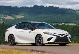 All-New 2018 Toyota Camry Arrives In July