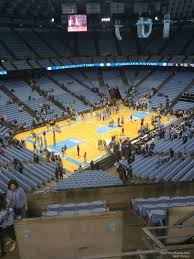 Dean Smith Center Section 204 Rateyourseats Com